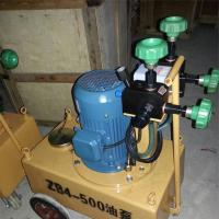 Buy cheap hydraulic electric oil pump used in strand jack|factory price|in promotion from wholesalers