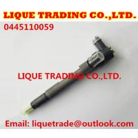 Buy cheap BOSCH CR injector 0445110059 / 0 445 110 059 Chrysler 05066 820AA / VMI 15062036F product