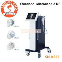 Buy cheap Popular cheap price quick delivery fractional rf,rf fractional micro needle,fractional rf microneedle machine from wholesalers