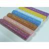 Buy cheap Chunky Glitter Fabric Mini Roll Grade 3 Chunky Glitter Vinyl Fabric Roll For from wholesalers