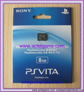Buy cheap Acessório do jogo do cartão de memória 8GB do picosegundo Vita PSV from wholesalers