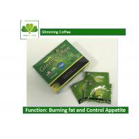 Buy cheap Body Beauty Slimming Coffee Diet , Fat Burner Green Coffee For Weight Loss product