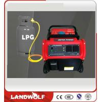 Buy cheap Super silent single phase mobile generators dual flow cooling system E starter and recoil starter product