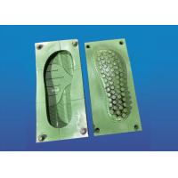 Buy cheap Roller Machine Shoe Sole Mold , PU Safety Shoe Molding High Performance product