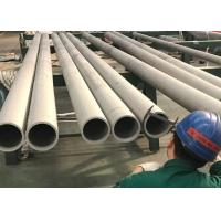 Buy cheap S32760 Grade Seamless Stainless Steel Pipe ASTM A789 For Processing Equipment product