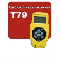 Buy cheap can obd ii code reader eobd scanner review-T79 product