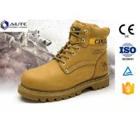 Buy cheap Non Conductive PPE Safety Shoes , Lightweight Steel Toe Shoes Military Anti Static product
