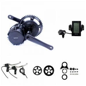 Buy cheap Kit électrique portatif de moteur de manivelle de vélo, mi kit électrique de vélo d'entraînement avec l'affichage d'affichage à cristaux liquides product