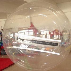 China Шарик воды идя, сделанный из материалов ПВК, с диаметром 2м wholesale