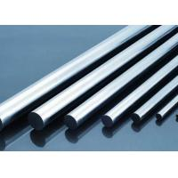 Buy cheap 316L Polished Stainless Steel Rod , Strong Corrosion Resistance Stainless Round Bar product