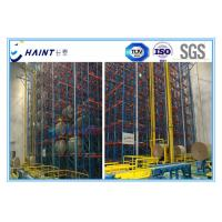 Buy cheap AS RS Fully Automated Warehouse SystemIntelligent Control With Stacker Crane product