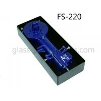 Buy cheap Adjustable Glass Door Floor Hinges 120° Open Angle Without Changing Cement Box product