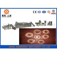 Buy cheap Stainless Steel Snack Food Making Machine Corn Chips Production Line ISO Approve from wholesalers