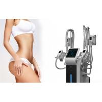 Buy cheap new 2018 beauty equipment Cellulite Reduction 4 handles cryolipolysis freezing slimming machine from wholesalers