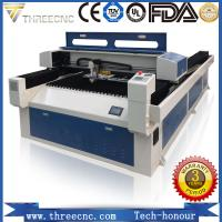 China China laser manufacturer sheet metal laser cutting machine for metal and nonmetal TL2513-280W . THREECNC on sale