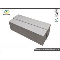 Buy cheap White Cardboard Jewelry Gift Boxes , Paper Packaging Cardboard Shoe Boxes product