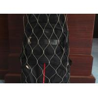 Buy cheap 7*19 Stainless Steel 316L 1.5mm Anti Theft Backpack Mesh product