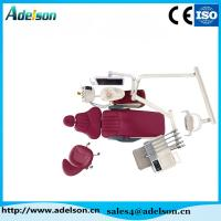 China Best Sell  dental equipment dental chair with LED sensor light and CE& ISO  certificate on sale