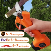 Buy cheap Swansoft F20  New Designed Li-ion Battery Powered Electric Pruner Scissors with 25mm cutting diameter product