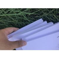 Buy cheap Polyvinyl Chloride PVC Crust Foam Board For Digital Screen Laminating product