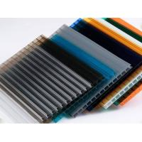 Buy cheap Light Wight High Intensity pc production line Hollow Type Cross Section Sheet making product
