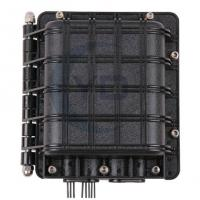 Buy cheap 12 Core Inline Horizontal Fiber Optic Splice Box For FTTH / Fiber Splice Closures product