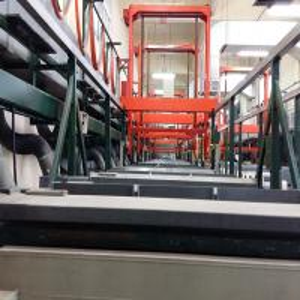 Buy cheap Multi Manipulator Aluminium Anodizing Machine 3mm 304 Material With IGBT Rectifier product