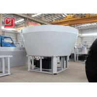 Buy cheap Highly Efficient Wet Pan Mill Equipment For Grinding Gold Ore / Gold Rock Stone product