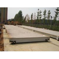 Buy cheap 3.5x21m weighing scale 80ton truck scale platform weight 12.5ton 3.5x21m 80ton truck scale with four sections product