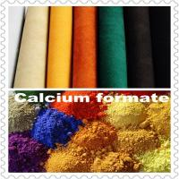 China Reliable quality Calcium Formate No-Toxic chemical additives on sale