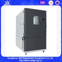 China High Low Temperature Humidity machine High Low Temperature Cycle Environmental Test Machine Thermal Cycle Test Chamber wholesale