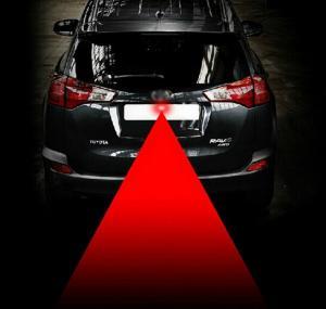 Buy cheap 反霧反衝突レーザーLEDのフォグランプ車の警告の放射ライト product