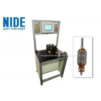 Buy cheap Customized Motor Armature Dynamic  Balancing Machine product