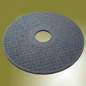 corte de la resina/discos abrasivos