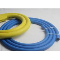CE ISO 2398 ID 8mm industrial air hose / black rubber hose with Fiber Braided Reinforcement