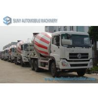 Buy cheap Dongfeng Dalishen 10 Wheeler 11 Cubic Meter Ready Mix Concrete Truck product