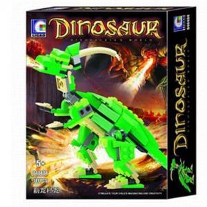 Buy cheap unidades de creación del dinosaurio 141PCS product