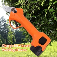 Buy cheap SWANSOFT 25mm Battery powered pruning shear cutting electric pruner product