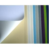 Buy cheap Blackout Roller Blinds Fabric White Coating product