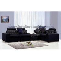 Buy cheap Contemporary sectional corner sofa, modern fabric leisure sofa, home sofa with ottoman, furniture product