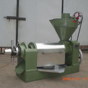 China Sunflower Seed Oil Press Machine (6YL-80) on sale
