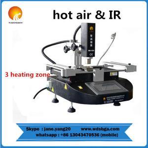 Buy cheap Estación que suelda de la reanudación del smd del aire caliente del macbook WDS-430 con la máquina infrarroja de la reparación de la calefacción product