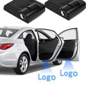 Buy cheap 6.5CM Car Logo Door Lights Projector product