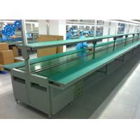 China VCR Automatic Assembly Line Q235 Carbon Steel Frame Large Transmission Capacity on sale