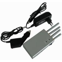 5 Antennas 868MHz Blocker - Portable Mobile Phone Signal Blocker - GSM CDMA DCS PHS 3G Cell Phone Signal Jammer 15 Meters