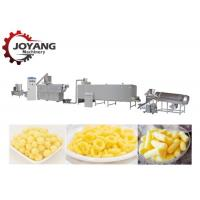 Buy cheap Easy To Use Snack Production Line Puff Extruder Machine 1 Year Warranty product
