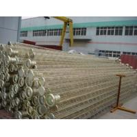Buy cheap Eco Friendly Bag Filter Cages And Venturi , Dust Collector Cage Mild Material product