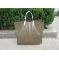 China Luxury Personalized Plastic Gift Bags With Handles , Cloth Shopping Bags wholesale