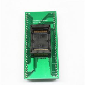 Buy cheap ТССОП56 ГНЕЗДО /Programming/copy/clonning (епром, микроконтроллер мку, флашром-епром) product
