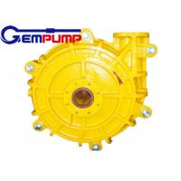 4x3E High Head Centrifugal Pump ,   Horizontal Slurry Pump ISO9001